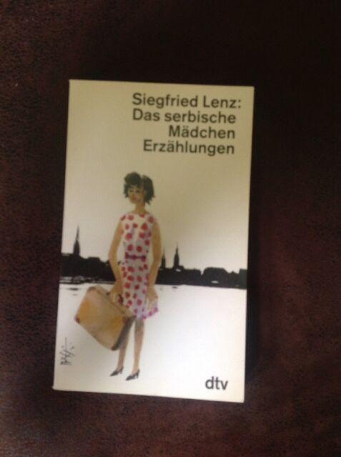 Siegfried Lenz - Das serbische Mädchen - Erzählungen - TB