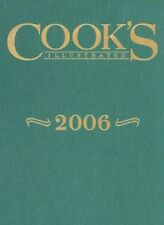Cook's Illustrated 2006 (2006, Hardcover)
