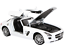 1-24-Welly-COCHE-MODELO-034-Mercedes-Benz-SLS-AMG-034-Edad-de-Metal-Color-Blanco-8 miniatura 2