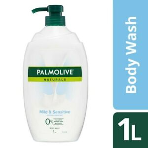 Palmolive Naturals Hypoallergenic Mild & Sensitive Body Wash 1L
