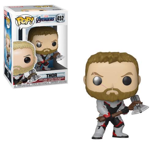 Vinyl: Marvel End game FIGU3647 Thor Figure POP NUOVO 457