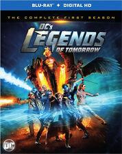 DC Legends Of Tomorrow . The Complete Season 1 . 2 Blu-ray . NEU . OVP