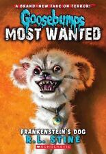 Goosebumps Most Wanted: Frankenstein's Dog 4 by R. L. Stine (2013, Paperback)