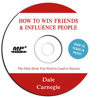2015-how To Win Friends & Influence People- Dale Carnegie-audio Book Mp3 Cd