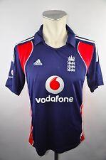 Cricket England Trikot Gr. M Shirt Jersey adidas vodafone 2008