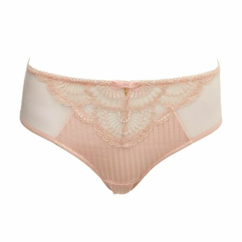 NEW Amoena Karolina Lace Brief in Light Rose SoftTouch Underwear B140391