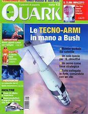 Quark 25 2003.Le Tecno-Armi,kkk