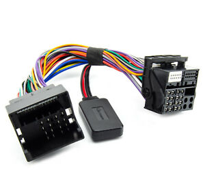 Bluetooth Musik Adapter OPEL Corsa D Asta H Vectra Zafira CD30 MP3 CDC40 Radio