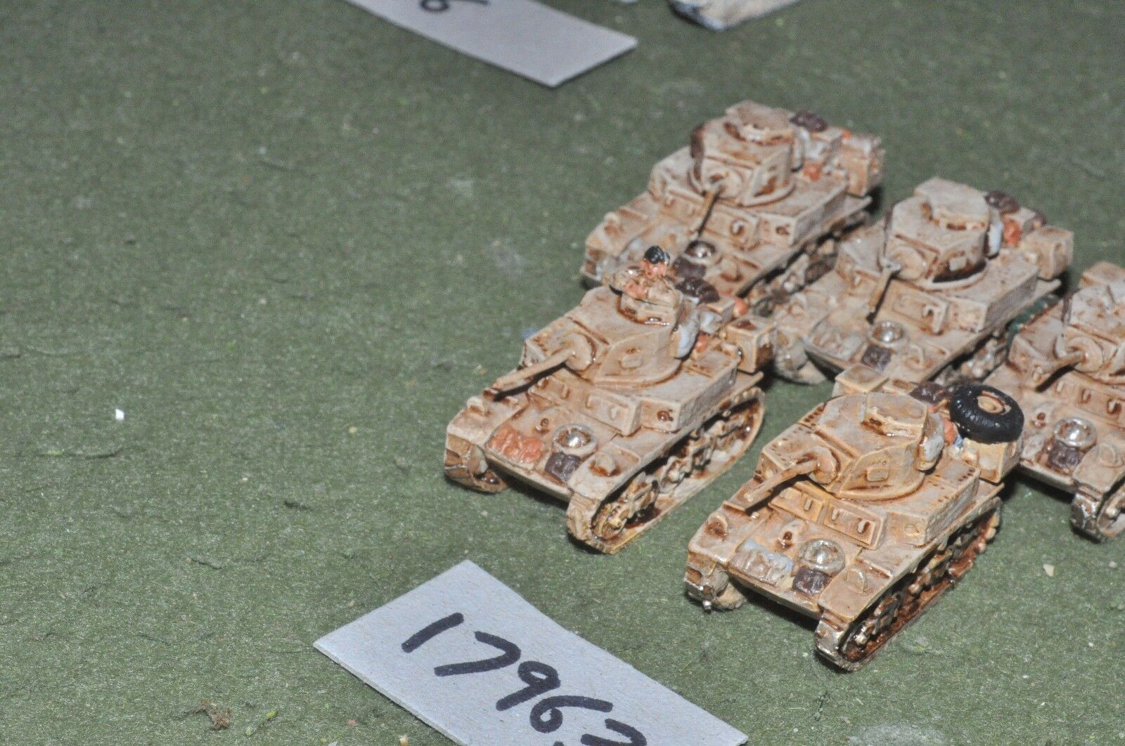 15mm WW2   british - n. african campaign vehicles world war 2 - vehicles (17963)