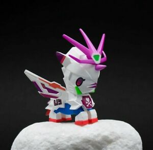 TOKIDOKI Unicorno Series 9 Mekacorno U9 Blue Mini Figure Designer Art Toy