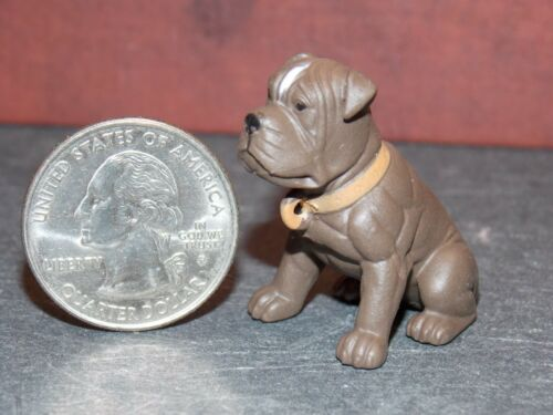 Dollhouse Miniature Dog /& Food Set 1:12 One Inch Scale DOG203 J68 Dollys Gallery