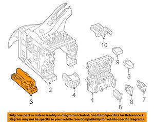 vw volkswagen oem 15 18 golf sportwagen 1 8l fuse relay relay plate 5A Fuse Diagram image is loading vw volkswagen oem 15 18 golf sportwagen 1