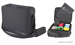 Deluxe-Bag-Carry-Case-Accessories-Trading-Card-Ultra-Pro-MTG-Yugioh-Pokemon