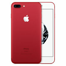 Apple iPhone 7 Plus 256GB Unlocked GSM Dual Rear 12MP Quad-Core  Smartphone -Red