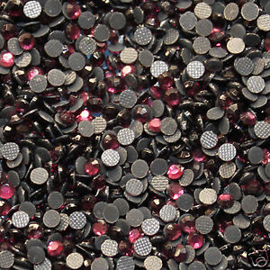1000-Strass-thermocollants-Taille-s-06-2-mm-Coloris-n-122-FUCHSIA
