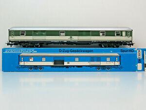 FH Düms 902 der  DB Märklin 4093 Spur H0 OVP Gepäckwagen Düm 902