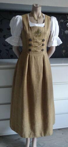 German Austrian Trachten Jumper Dress +  Blouse 8