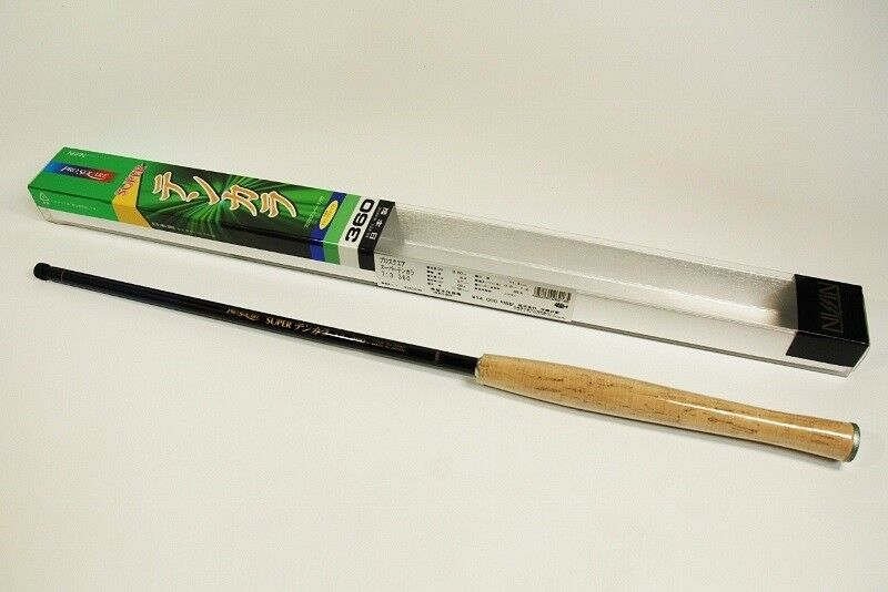 Tenkara Tenkara Tenkara Fishing Rod Nisshin Pro Square Super Tenkara 360(6:4) Made in Japan fc0333