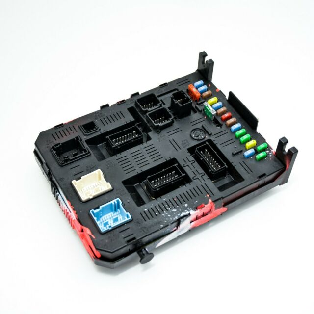 Genuine Bsi Fuse Box Citroen C4 I 2004