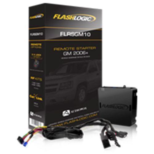 2007 CHEVY AVALANCHE PLUG /& PLAY REMOTE START SYSTEM CHEVROLET FLRSGM10 GM
