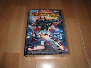 ROBOTECH-SERIE-COMPLETA-DE-ANIME-EN-DVD-CON-22-DISCOS-CON-85-EPISODIOS-NUEVO