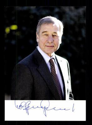 Original, Nicht Zertifiziert Ausdauernd Wolfgang Clement Autogrammkarte Original Signiert ## Bc 116318 Politik, Adel & Militär