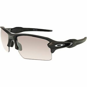100b6a5332 Oakley Sunglasses Flak 2.0 XL Steel Prizm Daily Polarized Oo9188-60 Read