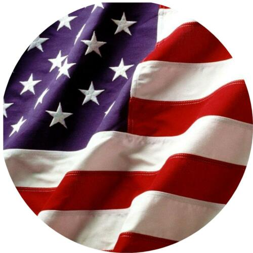 500mm AMERICAN FLAG WHEELCOVER 4X4 STICKER
