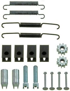 Rear Parking Brake Hardware Kit For 2006-2007 Jeep Liberty Dorman HW7700