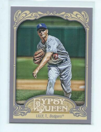 Choose 2012 Topps Gypsy Queen  ~  Base Singles  ~  You Pick
