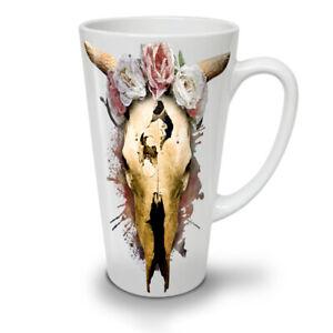 Skeleton Dead NEW White Tea Coffee Latte Mug 12 17 oz | Wellcoda