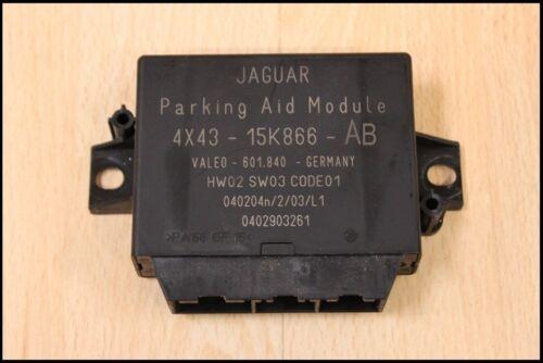 sólo X-Type 2004-2007 marcha atrás//Módulo Sensor de aparcamiento sensores traseros