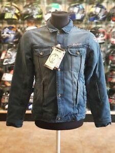 Bull-it Motorbike Motorcycle Covec Denim SR6 Carbon Jacket Mens