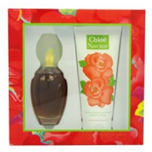 CHLOE NARCISSE 100ML GIFT SET EDT SPRAY FOR WOMEN BY CHLOE- USE SALE CODE PATPAT