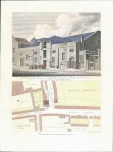 1813-LONDON-Theatre-in-Ayliff-Street-Goodmans-Fields-Street-Plan-82LI
