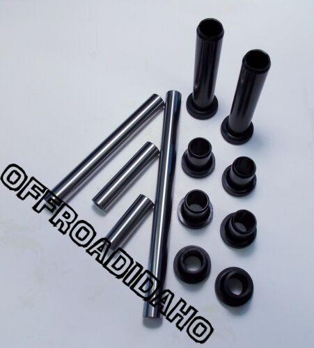 REAR INDEPENDENT A-ARM BUSHING /& SHAFT KIT POLARIS HAWKEYE 300 2X4 4X4 2006-2011