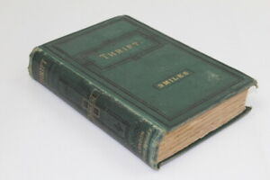 Thrift-by-Samuel-Smiles-by-Smiles-Samuel-Hardcover-1877-01-01-Acceptable