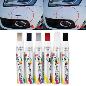 Paint For Cars >> Details About Waterproof Touch Up Car Paint Repair Coat Painting Pen Scratch Clear Remover