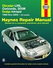 Chrysler LH: 1998-04 by Haynes Manuals Inc (Paperback, 2008)