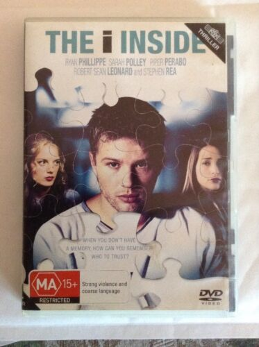 1 of 1 - The I Inside (DVD, 2009) Ryan Philippe - Free Post!