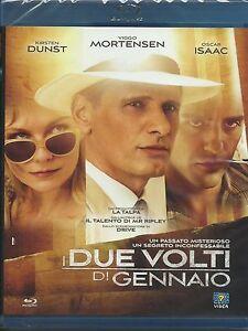 I Due Volti Di Gennaio - Blu Ray Disc - Nuovo Sigillato