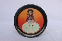 VINTAGE AMERICAN ART WORKS PORTRAIT ADVERTISING FAIRY SOAP TIN TIP TRAY OHIO