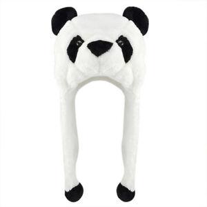 82efa4fcc Hot Sale!Animal Hat With Scarf Faux Fur Kids Winter Hat - Panda Free ...