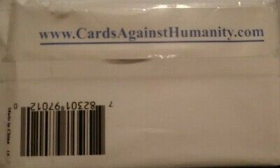 Cards Against Humanity World Wide Web Pack CAH Expansion Brand New