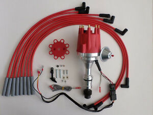 small cap oldsmobile 350 400 403 455 red hei distributor spark rh ebay com
