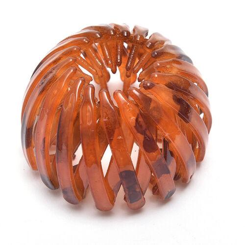 Nest Shape Ponytail Holder Hair Clip Women Hair Claw Girls Hair Accessories Tool