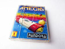 Pandora´s AMEGAS Commodore Amiga OVP CIB Works Box Game Kult Spiel Rare WORKS