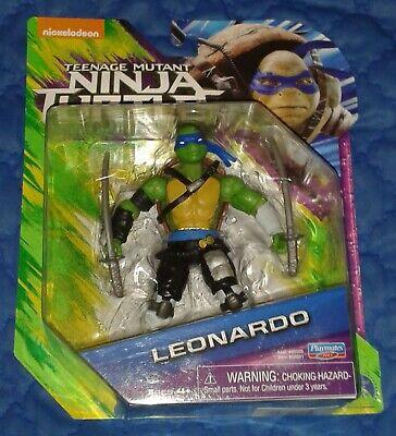 2016 Movie 2 Leo Leonardo Moc Teenage Mutant Ninja