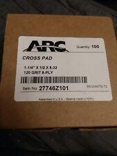 Hook//Loop Disc,No Hole,2 in.,Med,AlO ARC ABRASIVES 62005