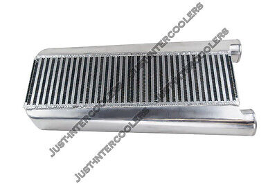 """CXRacing 25.5x13x3.5 Turbo FMIC Intercooler 3"""" Inlet & Outlet Ford Mustang"""